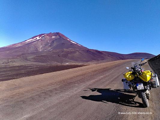 Chile - Reserva Nacional Nalca