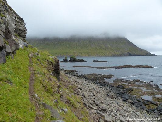 Island - Hornstrandir - Etappe 3 - Hornvík nach Hlöðuvík