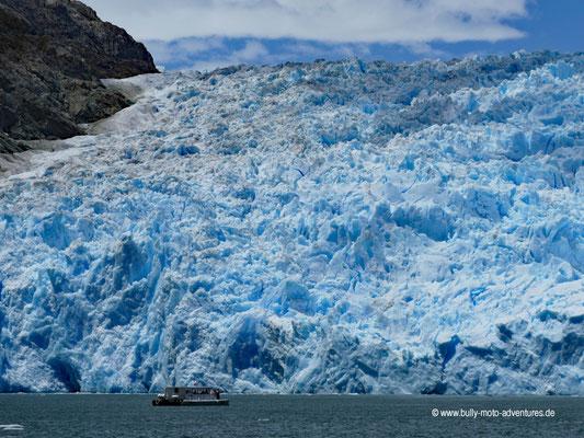 Chile - Gletscher San Rafael