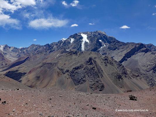 Argentinien - Cristo Redentor de los Andes