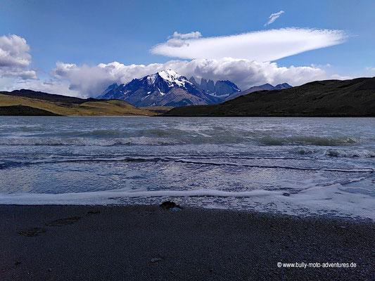 Chile - Parque Nacional Torres del Paine - Laguna Armarga