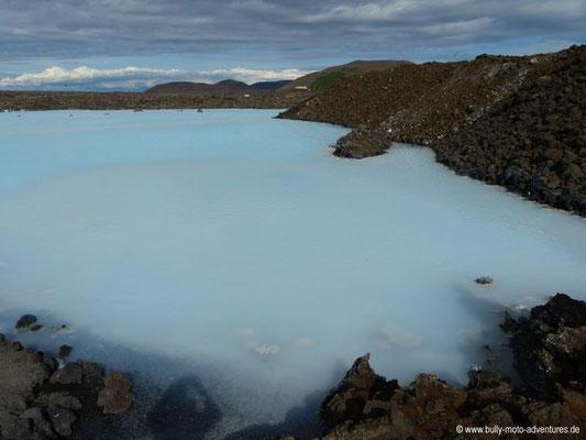 Island - Reykjanes - Blaue Lagune