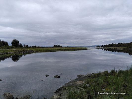 Chile - Parque Nacional Laguna San Rafael - Umgebung in der Nähe der Hütte