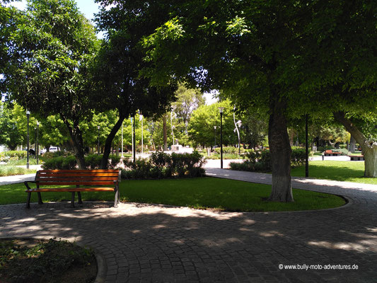 Argentinien - San Rafael - Plaza Francia
