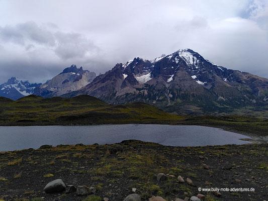 Chile - Parque Nacional Torres del Paine - Laguna Larga