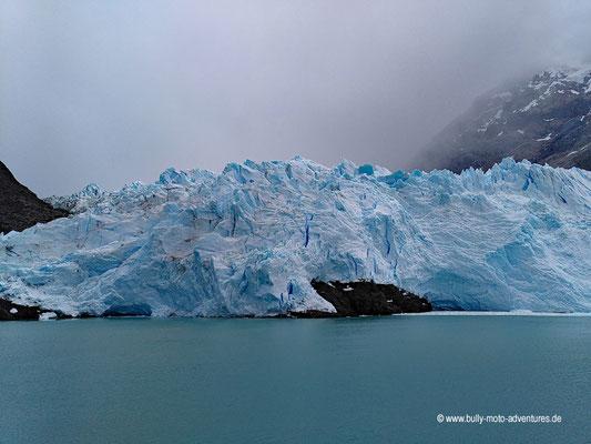 Argentinien - Bootstour Todos Los Glaciares - Spegazzini Gletscher