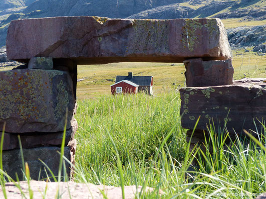 Grönland - Igaliku - Ruinen