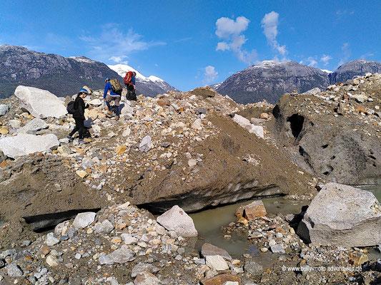 Chile - Parque Nacional Laguna San Rafael - Wanderung zum Explorades Gletscher