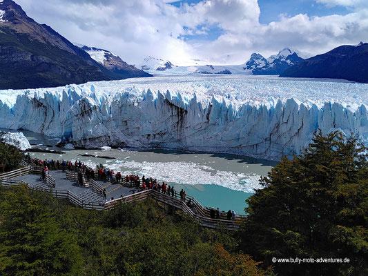 Argentinien - Perito Moreon Gletscher