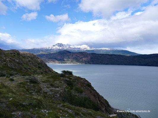 Chile - Parque Nacional Torres del Paine - W-Trek - Lago Grey
