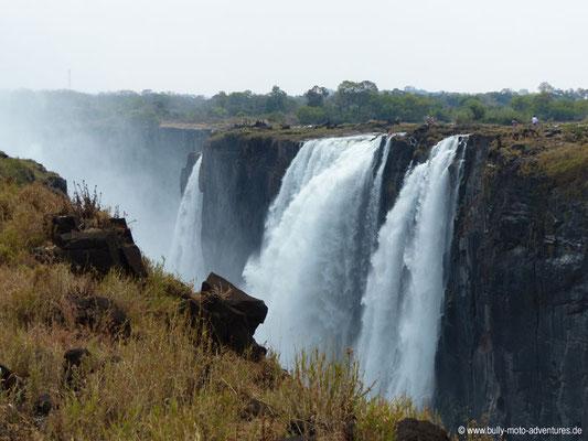 Simbabwe - Victoria Wasserfälle