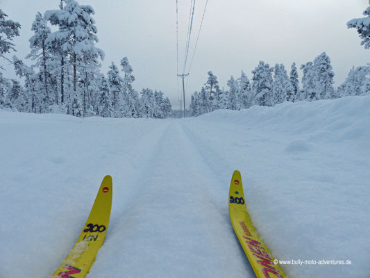 Finnland - Skilanglauf