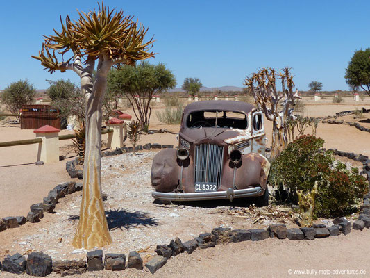 Namibia - Cañon Roadhouse
