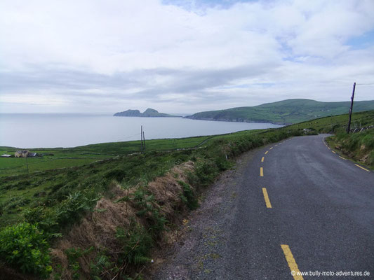 Irland - Ring of Kerry - Iveragh Peninsula - Co. Kerry