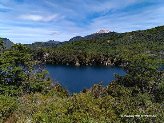 Argentinien - Ruta de los Siete Lagos - Lago Machónico