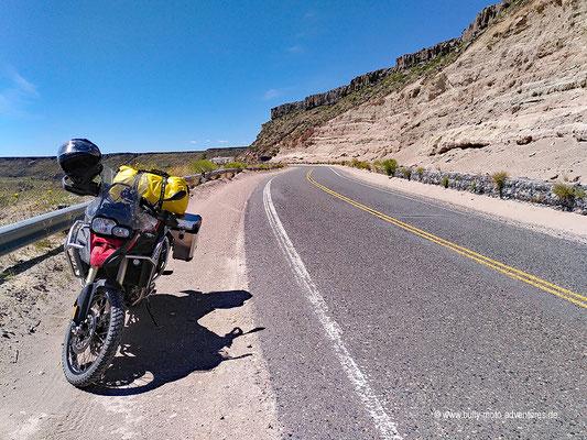 Argentinien - Ruta 40 vor Junín de los Andes