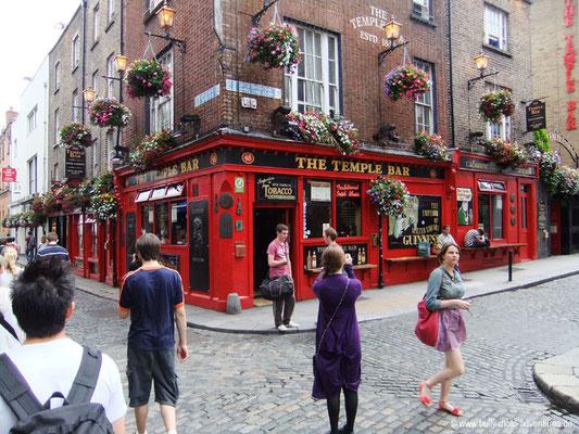 Irland - Temple Bar - Dublin - Co. Dublin