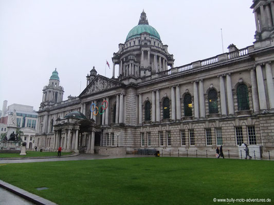 Irland - City Hall - Belfast - Co. Antrim