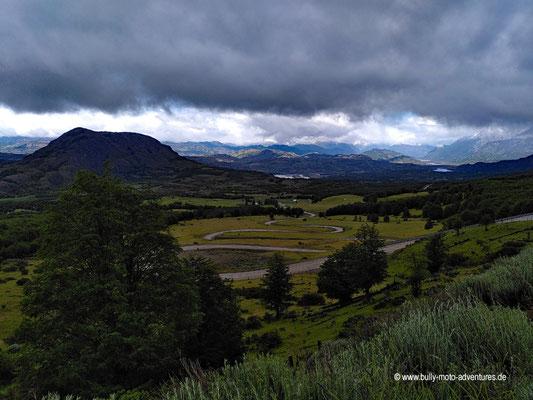 Chile - Parque Nacional Cerro Castillo