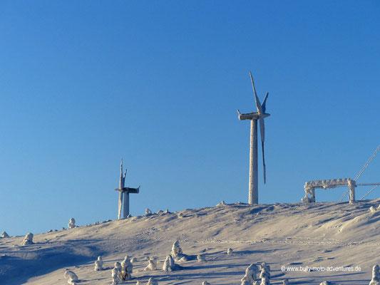 Finnland - Windturbinen