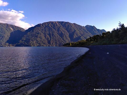 Chile - Parque Nacional Vicente Pérez Rosales - Wanderweg Rincon del Osorno