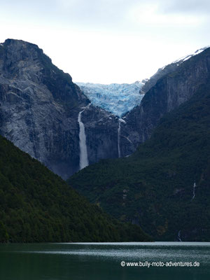 Chile - Parque Nacional Queulat - Ventisquero Colgante