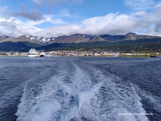 Argentinien - Ushuaia - Bootstour auf dem Beagle Kanal