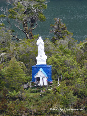 Chile - Fährfahrt von Puerto Natales nach Puerto Montt - Tag 2 - Stella Maris