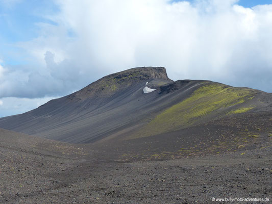 Island - Umgebung vom Vulkan Hekla