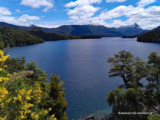 Argentinien - Ruta de los Siete Lagos - Lago Correntso