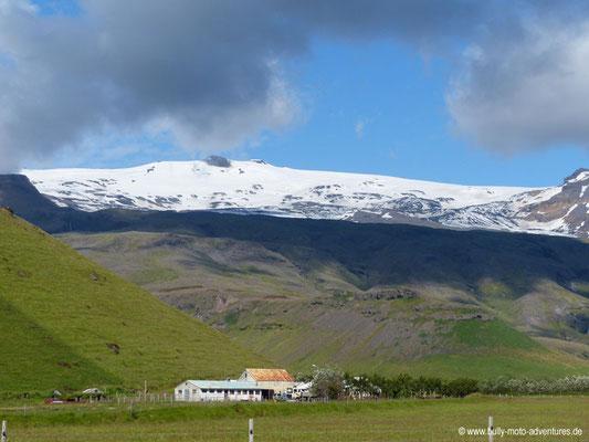 Island - Ringstraße 1 - Eyjafjallajökull