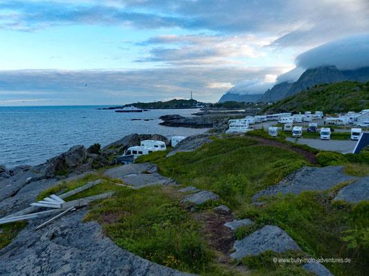 Norwegen - Lofoten - Moskenes