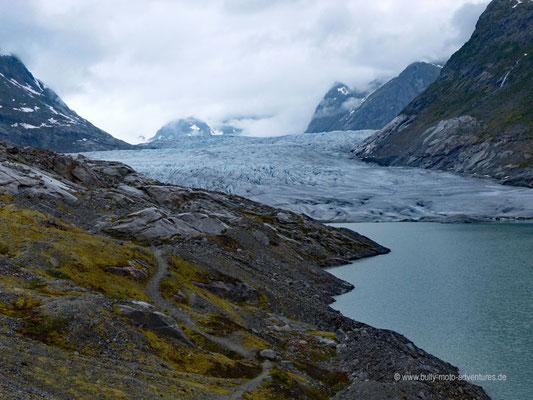 Norwegen - Jostedalsbreen Nationalpark - Tunsbergdalsbreen Gletscher