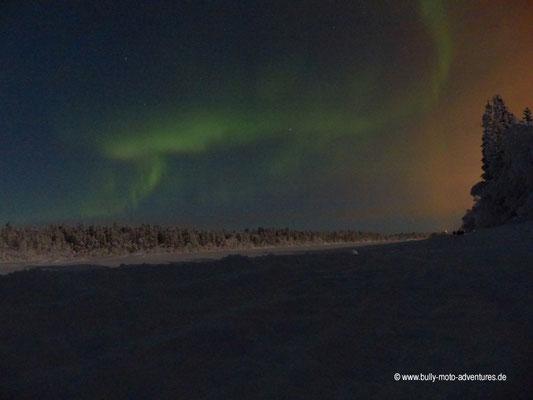 Finnland - Polarlichter