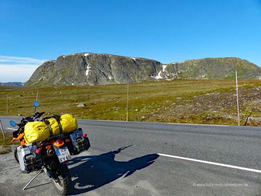 Norwegen - Straße 51 - Landschaftsroute Valdresflye