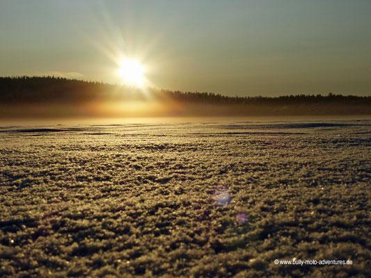 Finnland - Winterlandschaft