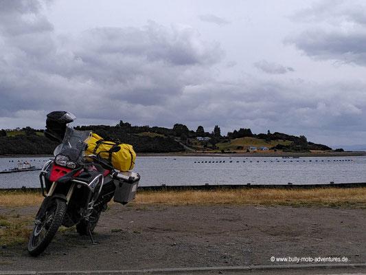 Chile - Insel Chiloé - Quinchao