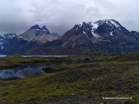 Chile - Parque Nacional Torres del Paine - Lago Nordenskjöld