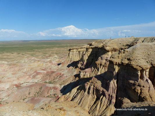 Mongolei - Felsformation Tsaagan Survarga
