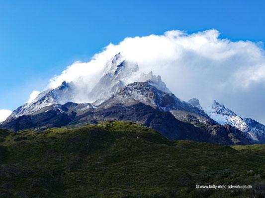 Chile - Parque Nacional Torres del Paine - W-Trek - Paine Grande Lodge