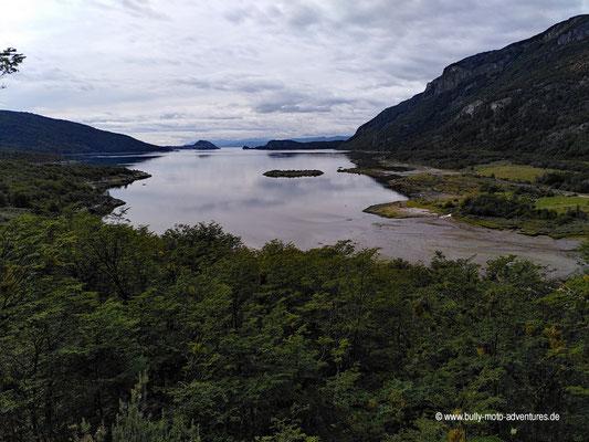 Argentinien - Parque Nacional Tierra del Fuego - Wanderweg Mirador Lapataia