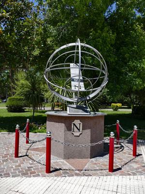 Argentinien - San Rafael - Plaza San Martin