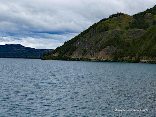 Chile - Lago Esmeralda südlich von Cochrane