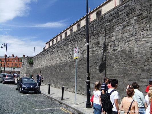 Irland - Stadtmauer - Dublin - Co. Dublin