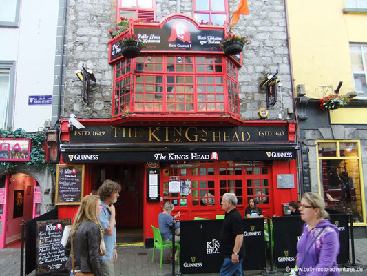 Irland - The King's Head - Galway - Co. Galway