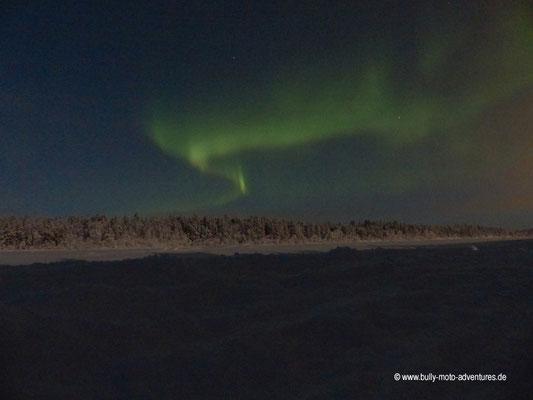 Finnland - Lappland - Polarlicht
