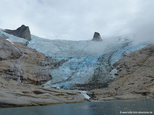 Grönland - Tasermiut Fjord - Tasermiut Gletscher