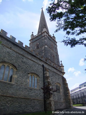 Irland - St. Columb's Cathedral - Londonderry/Derry