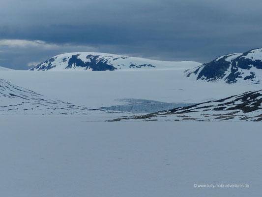 Norwegen - Jostedalsbreen Nationalpark - See Styggevatnet
