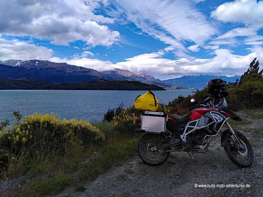Chile - Carretera Austral - Lago General Carrera